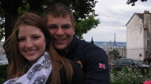 Our travel companions, Julie and Rhett.