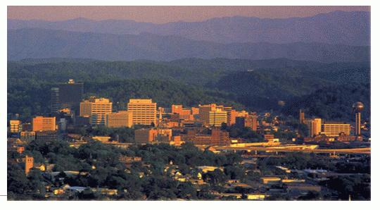 The Strange Places I've Called Home: Part 3, Knoxville
